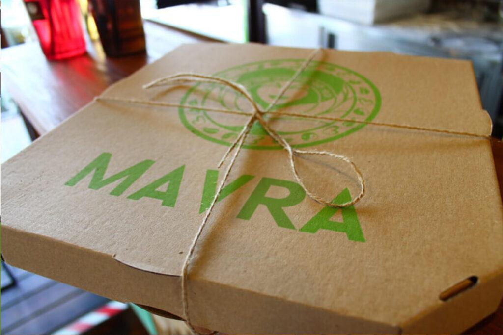 Mavra Pizza